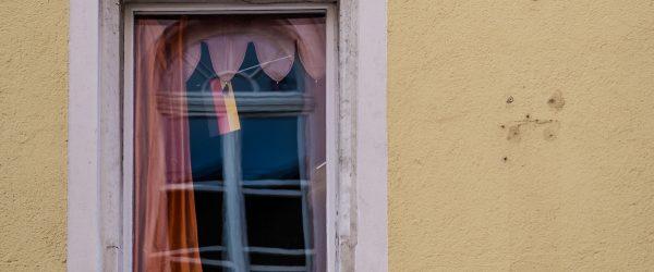 Deutschlandfahne. Foto: Hufner