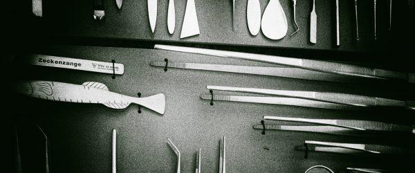 Instrumente sind Beziehungen. Foto: Hufner