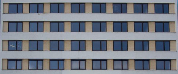 Müdes Haus. Foto: Hufner