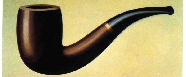 Pfeife und Prophet. René Magritte