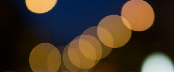 Lichter. Foto: Hufner