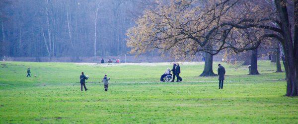 Die Heide der Jungfern. Foto: Hufner