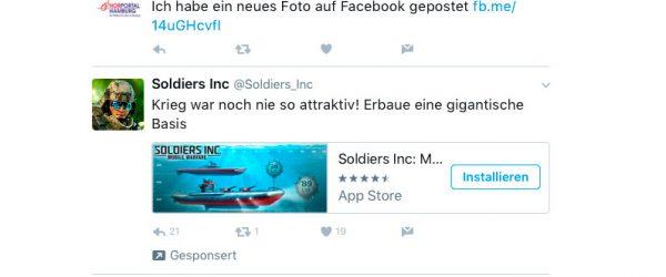 Attraktion des Krieges? Screenshot