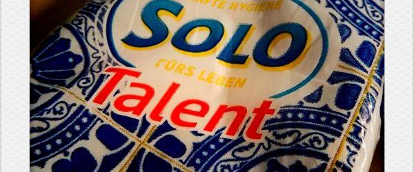 Solotalent. Foto: Hufner