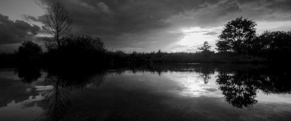 Still ruht der See. Foto: Hufner