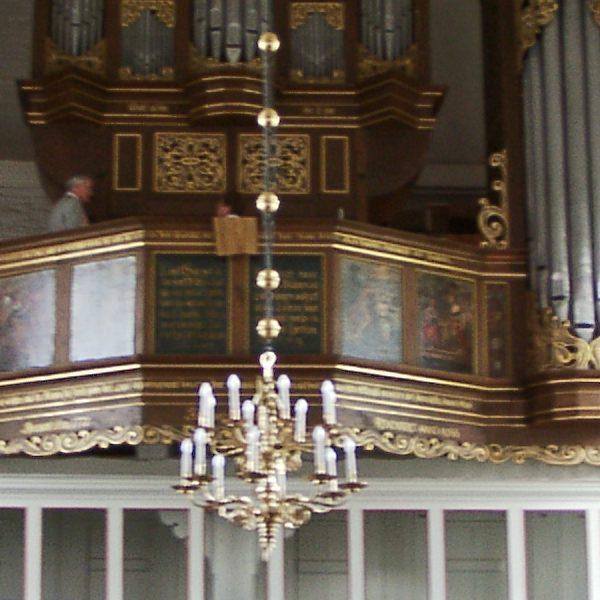 Arp-Schnitger-Orgel an St. Martini et Nicolai in Steinkirchen (Altes Land)